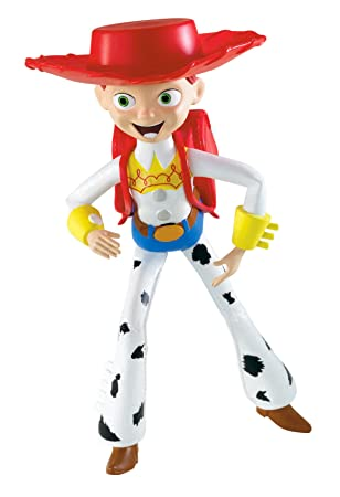 Toy Story Deluxe Talking Cowgirl Jessie figura de acción  Amazon.es ... 0916ed6645f