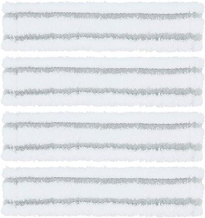 DingGreat 4Pcs Paños Limpiacristales para Ventanas, Paño de Microfibra para Kärcher WV1 WV2 WV5 Window Vac: Amazon.es: Hogar