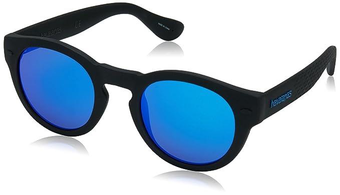 Havaianas TRANCOSO/M Z0 O9N 49, Gafas de Sol Unisex Adulto, Negro (