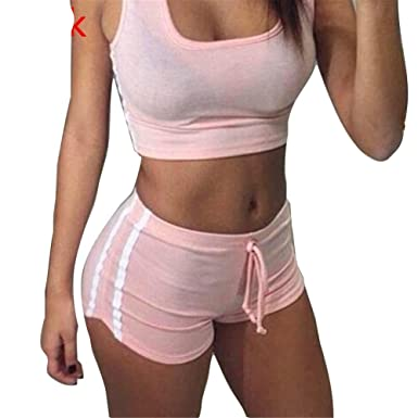 Juegos yoga mujer Bra + Shorts - Juleya traje de deporte ...