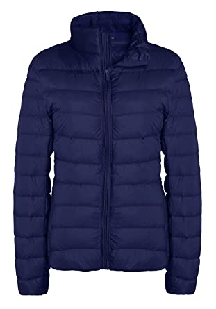 378d3a968 Amazon.com  ZSHOW Women s Lightweight Packable Down Jacket Outwear ...