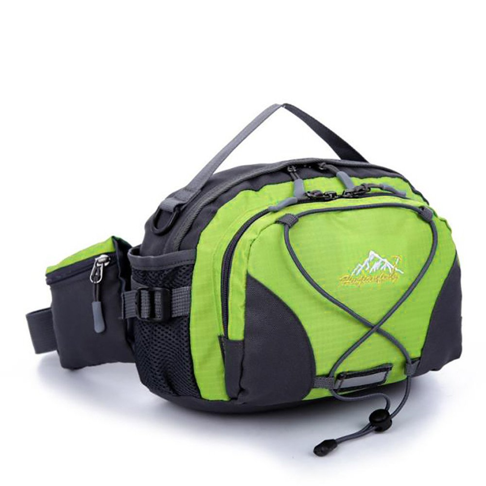 Vintage Neutral Outdoor Zipper Leather Messenger Bag Sport Chest Bag Waist Bag 30 Engagement & Wedding