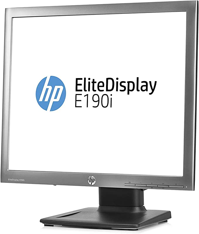 EliteDisplay E190i de HP PC de pantalla de 19