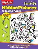 Highlights Hidden Pictures Favorite Friendship Puzzles, Highlights for Children Staff, 1620917874