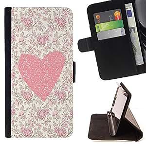 Dragon Case - FOR Samsung Galaxy S5 V SM-G900 - Because of you - Caja de la carpeta del caso en folio de cuero del tirš®n de la cubierta protectora Shell