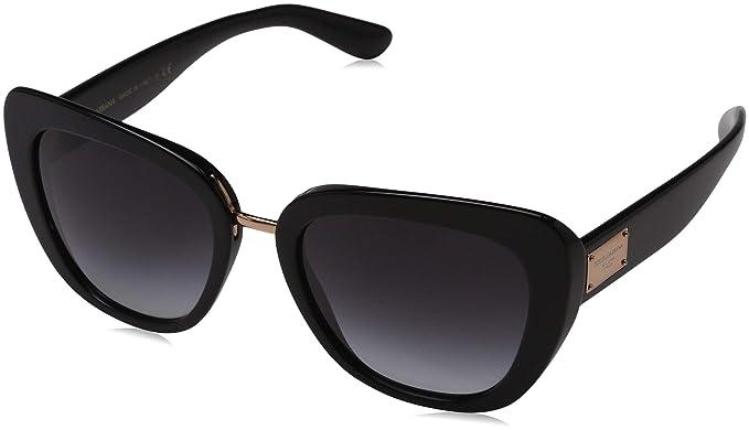 3436d9d30b9 DOLCE   GABBANA Women s 0DG4296 501 8G 53 Sunglasses