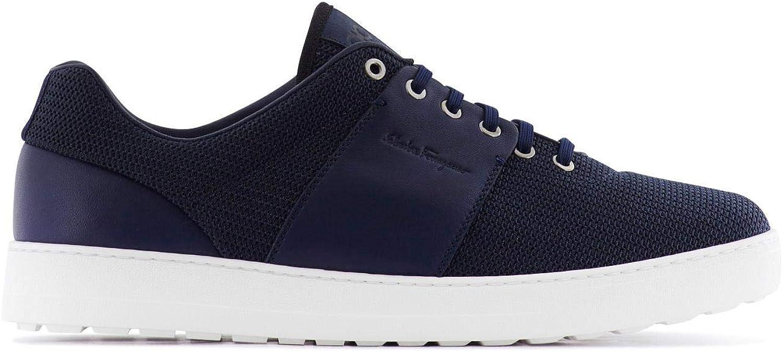 Zapatillas Furore Deep Blue Salvatore Ferragamo Numero 42 (8) Descuento -40%
