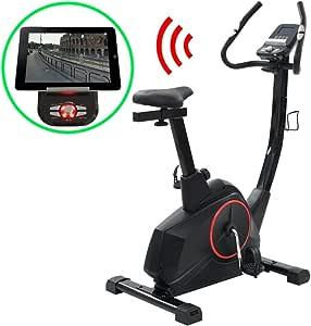 vidaXL Bicicleta Estática Programable con App de Smartphone ...