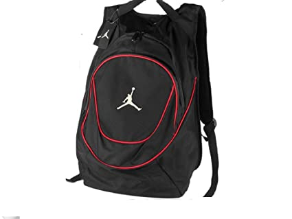 983ed4a21c9 Image Unavailable. Image not available for. Color: Nike Air Jordan Jumpman  Laptop School Gym Hiking Daypack Backpack