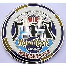 Hard Rock Casino Manchester Grand Opening 2002 VIP Pin