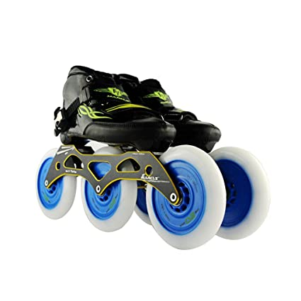 ailj Speed Skating Shoes 3125MM Adjustable Inline Skates, Straight Skating Shoes (3 Colors)