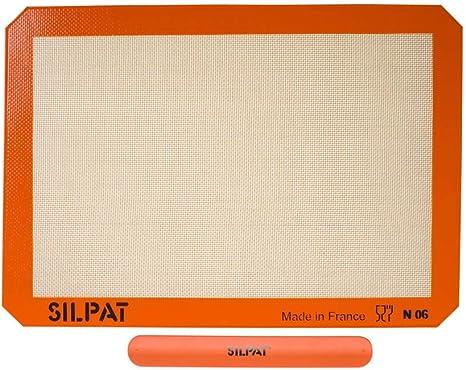antihaftbackmatte Demarle Silpat backmatte silpat silikonbackmatte