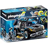 Playmobil Agentes Secretos - Pick up Dr. Drone (9254)