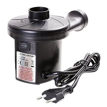 Intex Luftpumpe Elektrisch 220-240V 12V Elektropumpe Gebläsepumpe Quick Pumpe