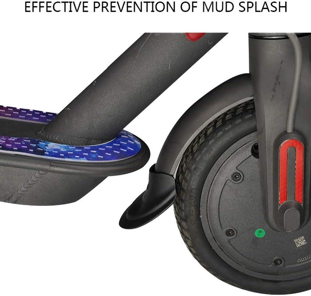 Gyratedream Millet Scooter Pro Kotfl/ügel Vorne Hinten Fishtail Mud Retention M365 Ge/ändertes Zubeh/ör St/änder Kotfl/ügel