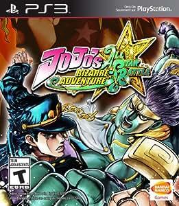 JoJo's Bizarre Adventure:All Star Battle - PlayStation 3