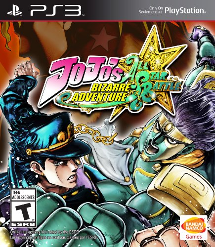 JoJo's Bizarre Adventure: All Star Battle - PS3 [Digital Code]