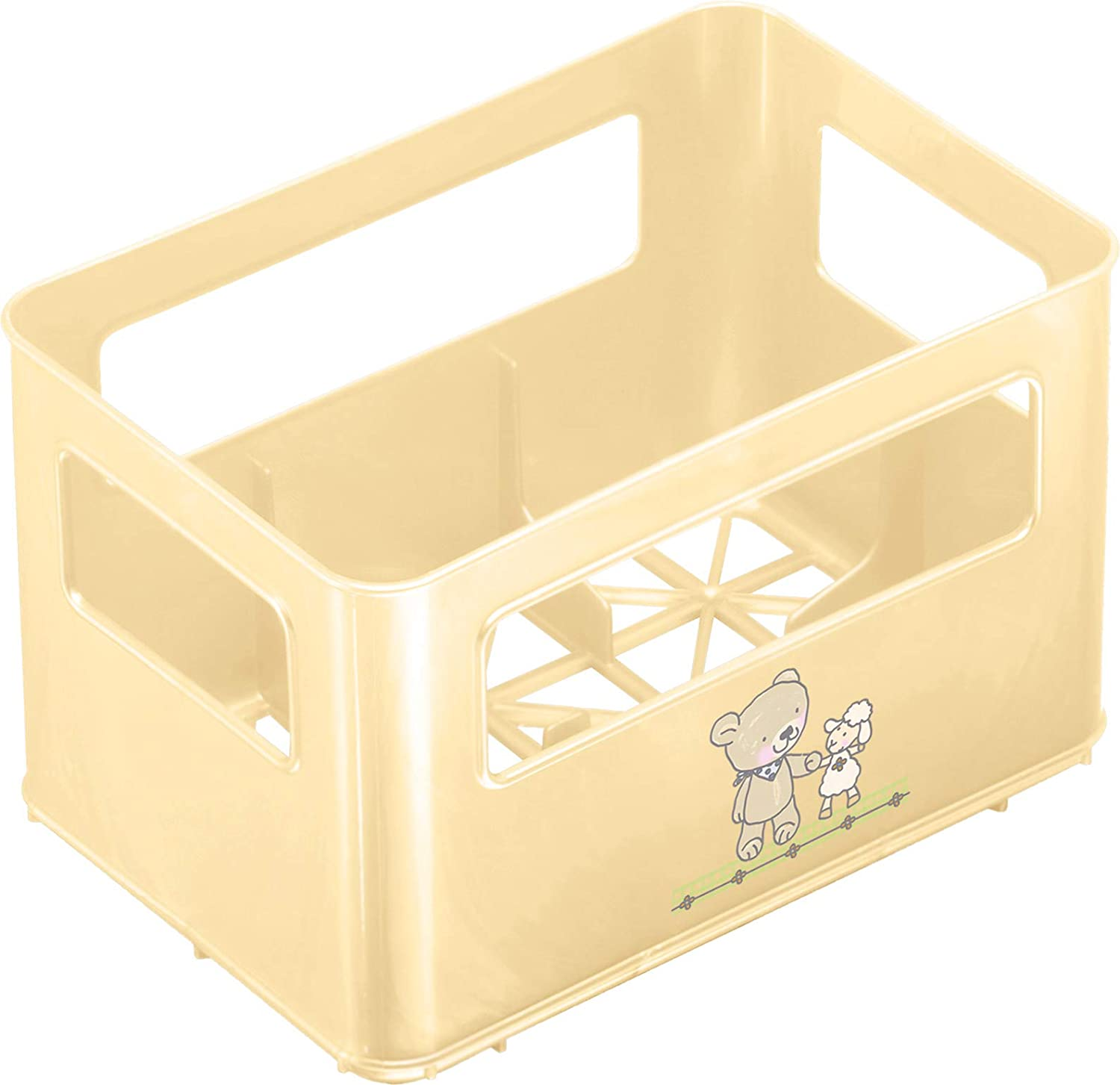 Rotho Babydesign Bottle Box, Off-white 300360101AZ