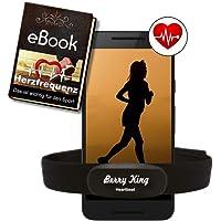 Heartbeat 2 Bluetooth & ANT+ Gratis eBook - Garmin Wahoo Polar RUNTASTIC STRAVA ENDOMONDO Fitnessgeräte Sportuhren TomTom Apple iPhone Android Brustgurt Herzfrequenzmesser HRM Sensor