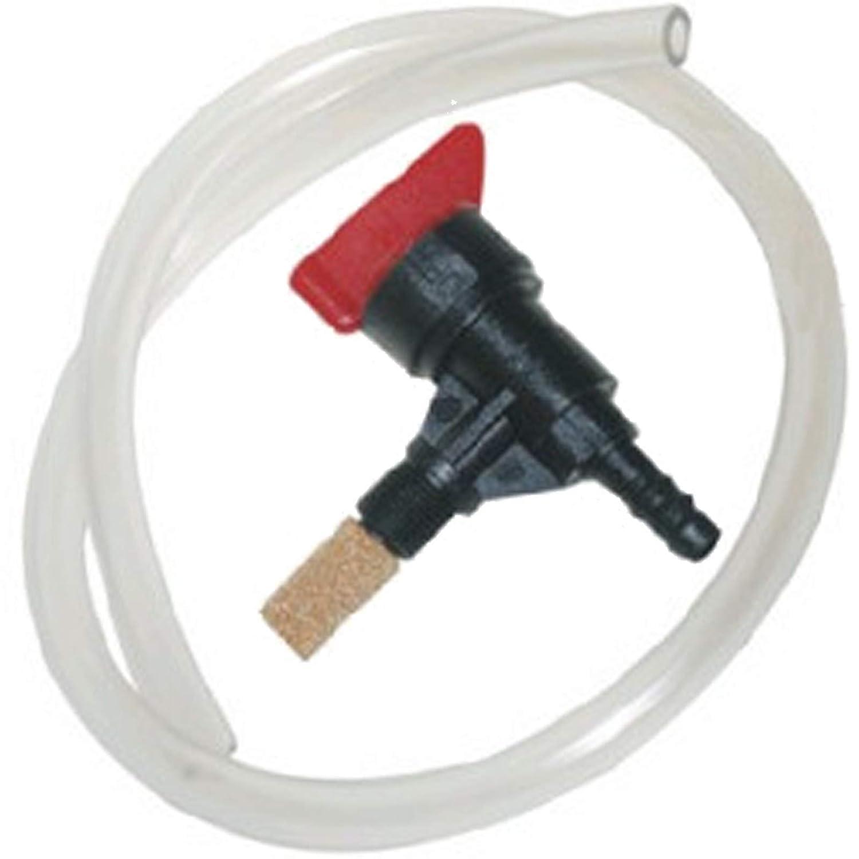 Spares2go - Tapa de combustible de gasolina y tubo para ...