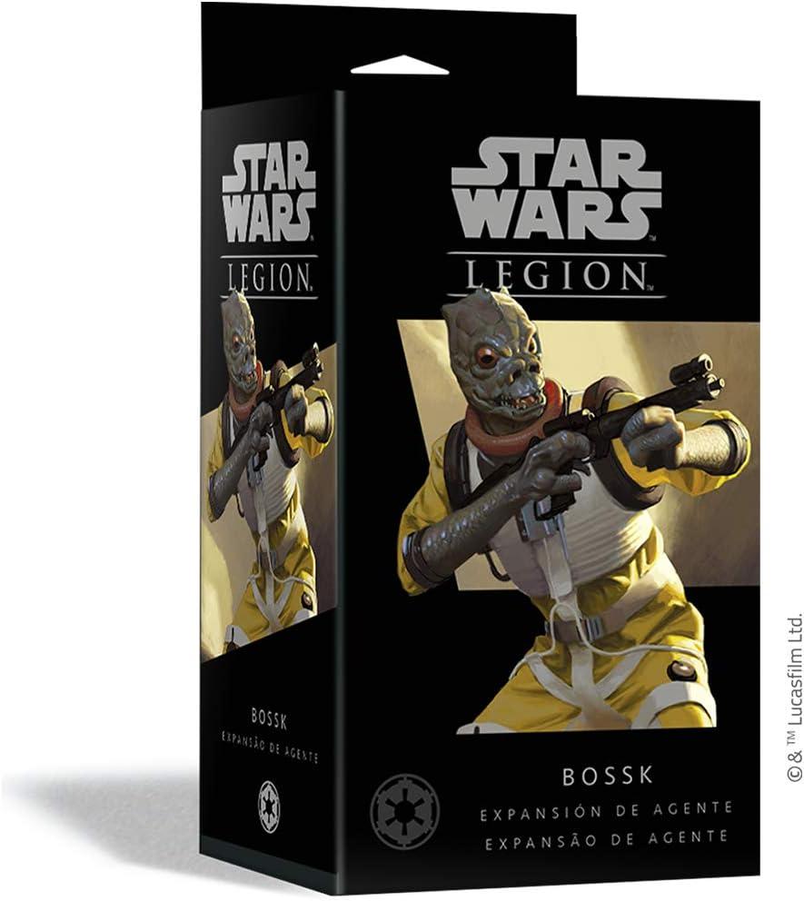 SWL38ES Farbe//Modell Sortiert Bossk Farbe Fantasy Flight Games- Star Wars Legion