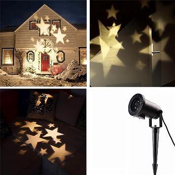 ffeace15464 Locisne Lámpara de Proyección de Navidad