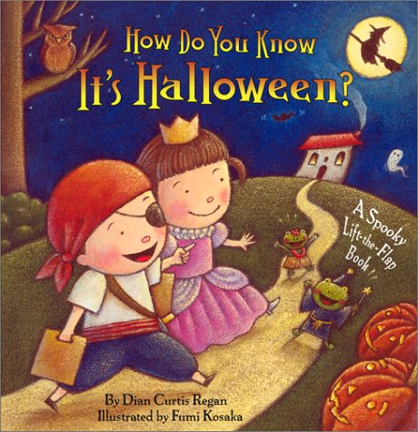 Read Online How Do You Know It's Halloween?: A Spooky Lift-the-Flap Book pdf