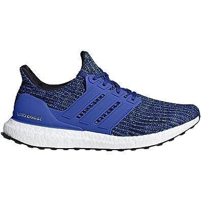 size 40 d7c3c 42319 Amazon.com | adidas Men's Ultraboost Blue/Blue/White Shoes ...