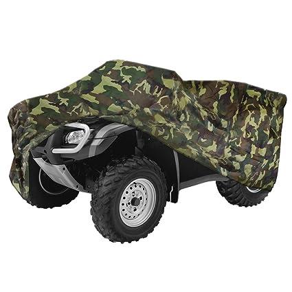 Amazon.com: NEVERLAND 190T Quad Waterproof UTV ATV Cover for ...