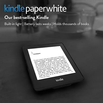 Amazon.com: Kindle Paperwhite, 6