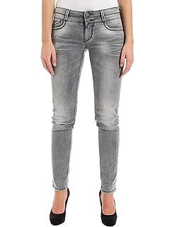 a2e2434e6f8e Timezone Damen Enyatz Slim Jeans: Amazon.de: Bekleidung