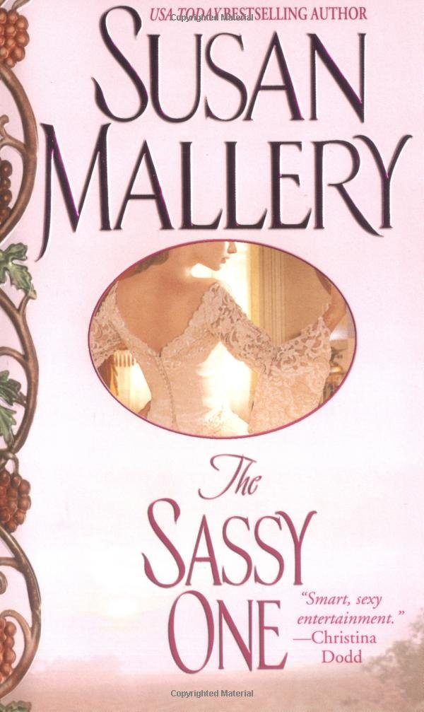 Read Online The Sassy One (The Marcelli Sisters of Pleasure Road, Book 2) ebook