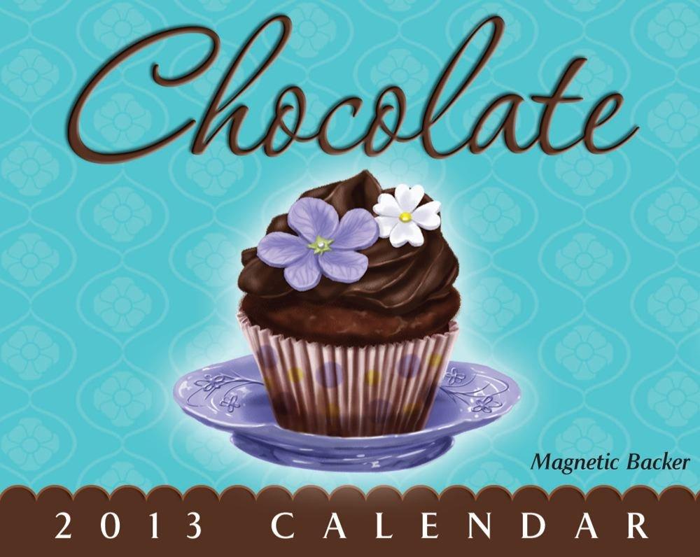 Download Chocolate 2013 Mini Day-to-Day Calendar pdf