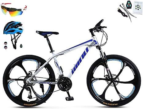AI-QX Bicicleta Trekking/Paseo Bicicleta Montaña 26