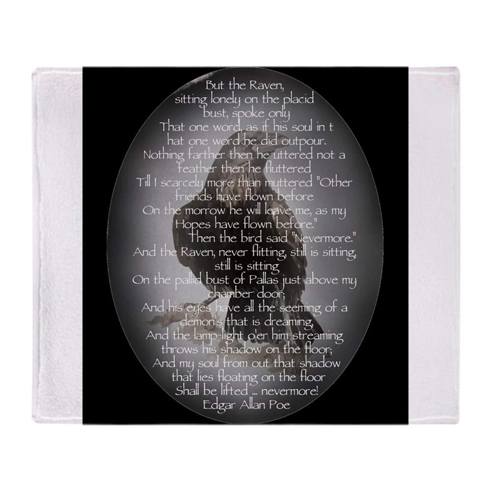 Amazon.com: CafePress Edgar Allen Poe The Raven Poem Soft ...