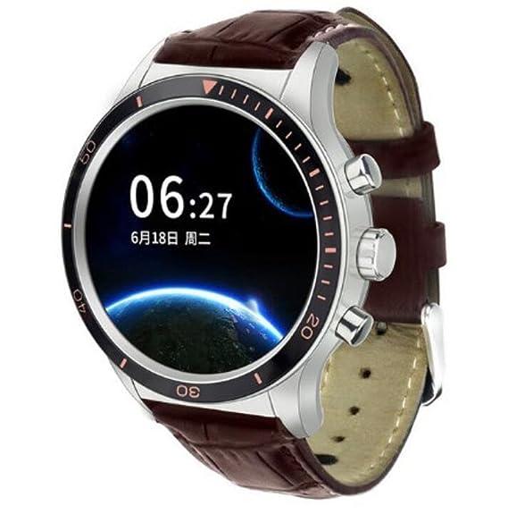 Smart Watch cámara Bluetooth Smart Reloj teléfono con Ranura para Tarjeta SIM 2.0 cámara TF Tarjeta de Soporte Android Samsung HTC LG Sony Blackberry Huawei ...