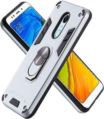 Cover Apple iPhone XS Max Protezione Rigida Clip Cintura Rotazione a 360° Nero