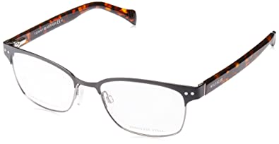2358bda9e8c Image Unavailable. Image not available for. Color  New Tommy Hilfiger  Eyeglasses ...