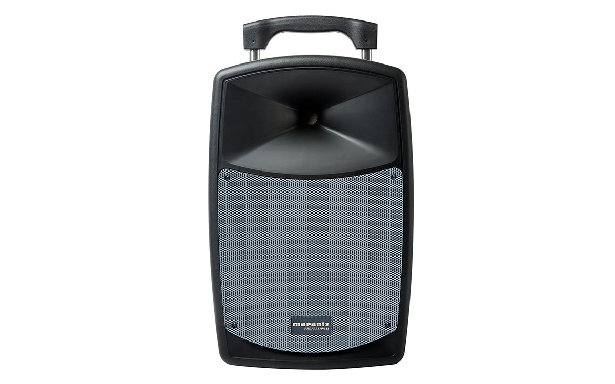 Marantz Professional Voice Rover | 10'' Portable AC/Battery-Powered PA System with Bluetooth and UHF Wireless Mic by Marantz Professional (Image #3)