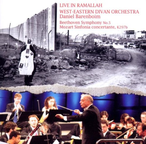 Live in Ramallah by Warner Classics