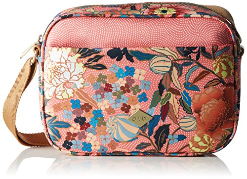 Oilily Oilily S Shoulder Bag - Bolso de hombro Mujer Pink (Shell Pink)