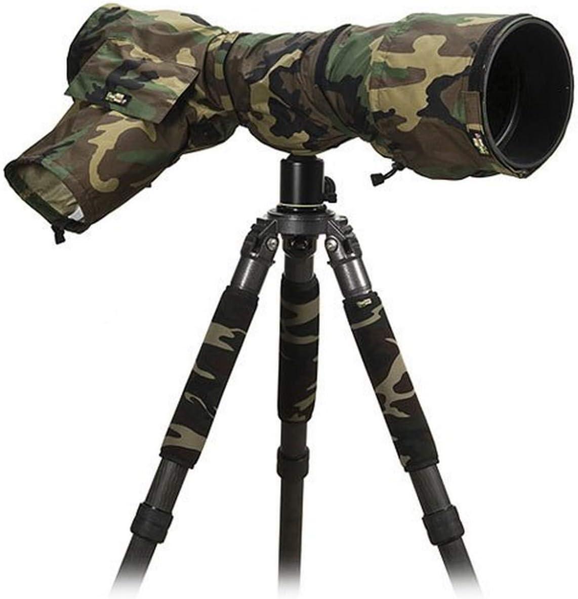 Lenscoat Raincoat Pro Camera Lens Rain Sleeve Cover Kamera