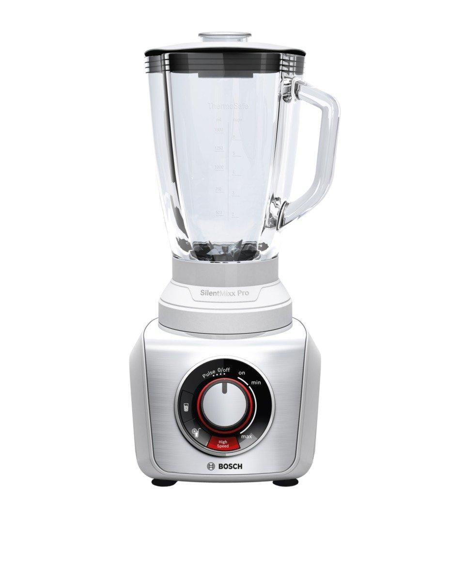 Bosch MMB66G5M Batidora de vaso 2.3L 900W Acero inoxidable - Licuadora (2,3 L, 1,5 L, Continuo, Batidora de vaso, Acero inoxidable, Vidrio): Amazon.es: ...