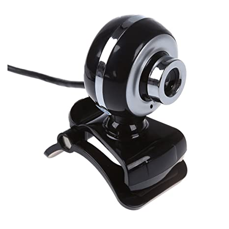 Webcam - SODIAL(R)HD Webcam de la camara con el Mic y USB