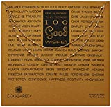 Dogeared 100 Wishes Chain Necklace, Gold Dipped, 36""