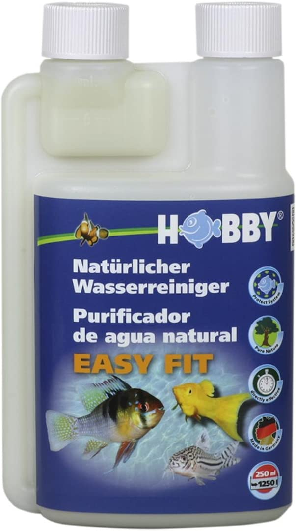 Hobby Easy Fit de purificador de Agua Importantes Natural ...
