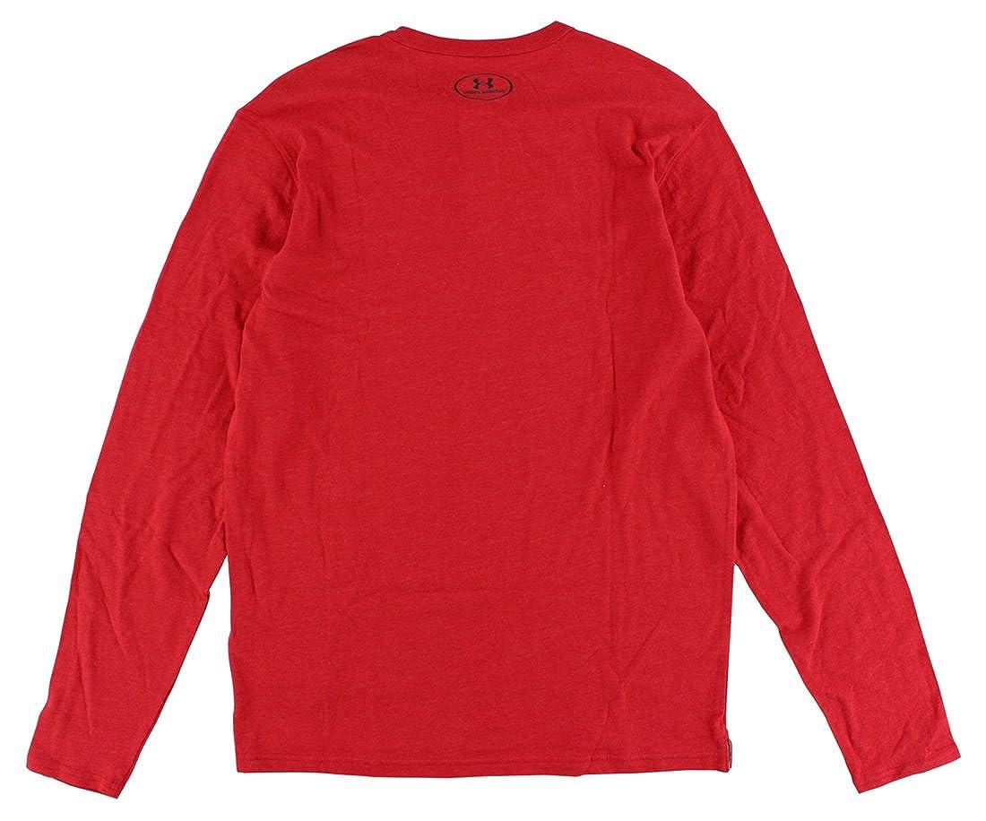 Sweatshirts Fitness Sweatshirt Triblend Sportstyle Henley Under Armour Herren Fitness