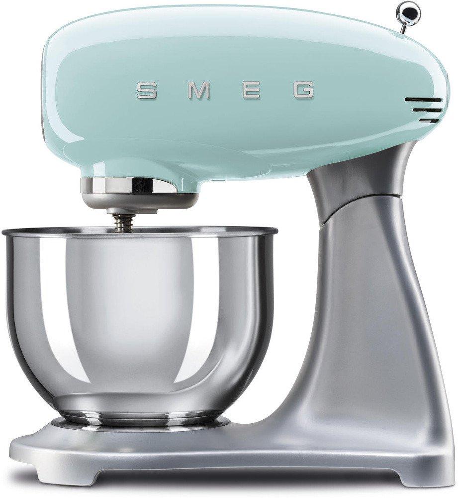 Retro Kitchen Small Appliances Smeg Smf01rduk 50s Retro Style Stand Mixer In Red Amazoncouk