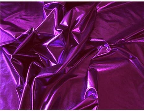 Dance Spandex Black Lycra Metallic 4 way stretch fabric SOLID 60 wide 50 YARDS