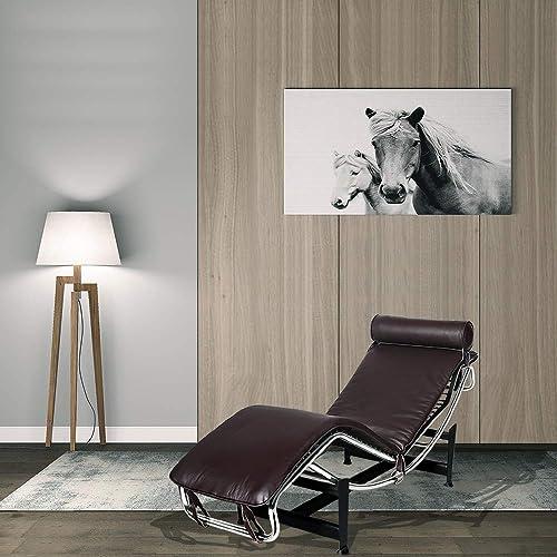 Kalafun Adjustable Zero Gravity Lounge Chair Recliners for Patio, Folding Anti Reclining Lounge Deck Foldable Yard, Modern Lounge Chair 60.6 22 24.5